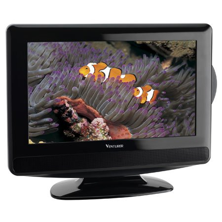 Venturer PLV97157H 15 in. Class 720p LED LCD TV with DVD