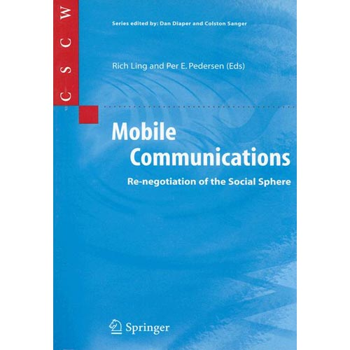 Mobile Communications by