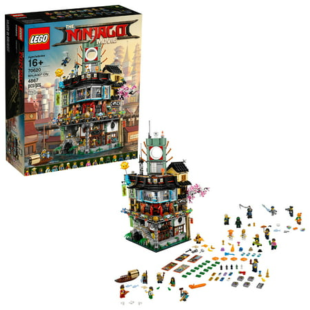 LEGO Ninjago NINJAGO® City 70620](Lego Party City)