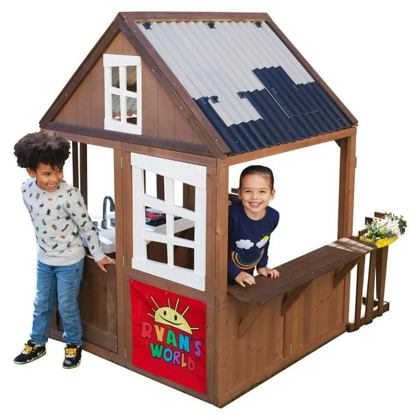 KidKraft Ryan's World™ Outdoor Playhouse