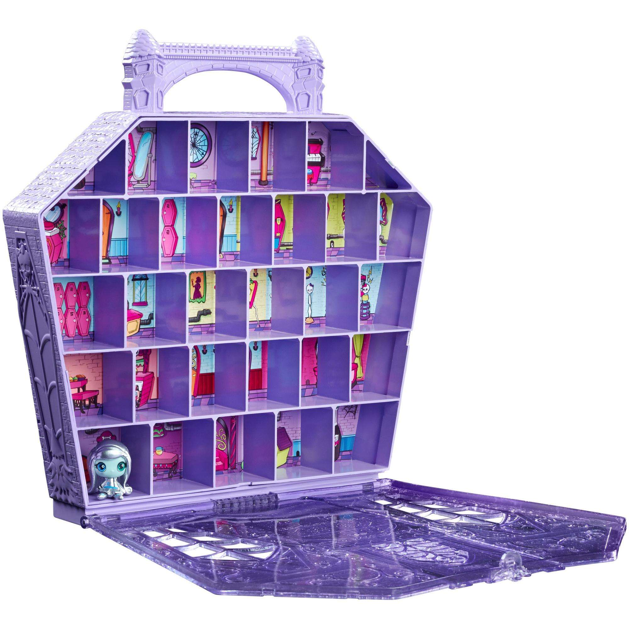 Monster High Minis Collector's Case