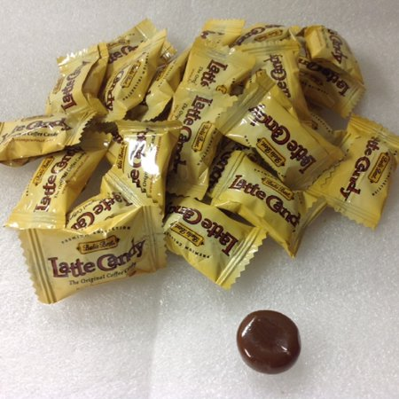 Bali's Best Latte coffee candy bulk wrapped candy 5