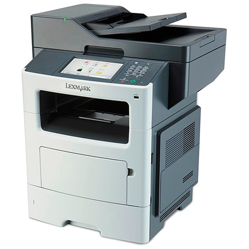 Lexmark MX611DE Laser Multifunction Printer/Copier/Scanner/Fax Machine