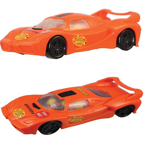 Reese's Pieces Racing Car