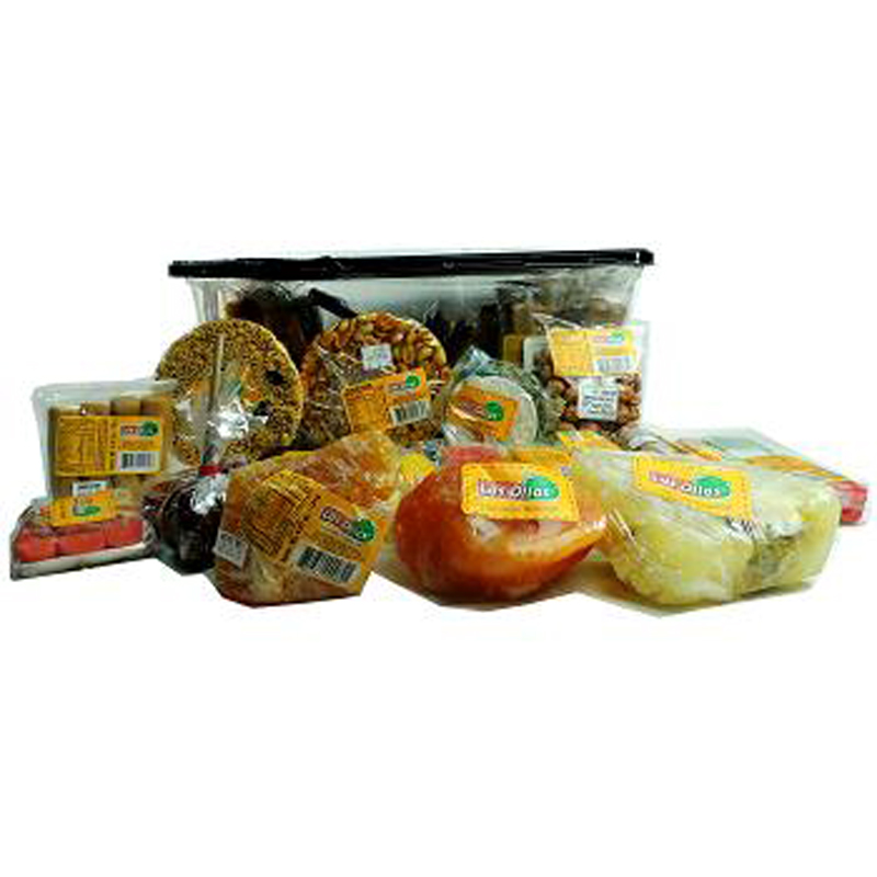Las Ollas Mexican Candy Tray 60Ct Asst - Pack Of 60