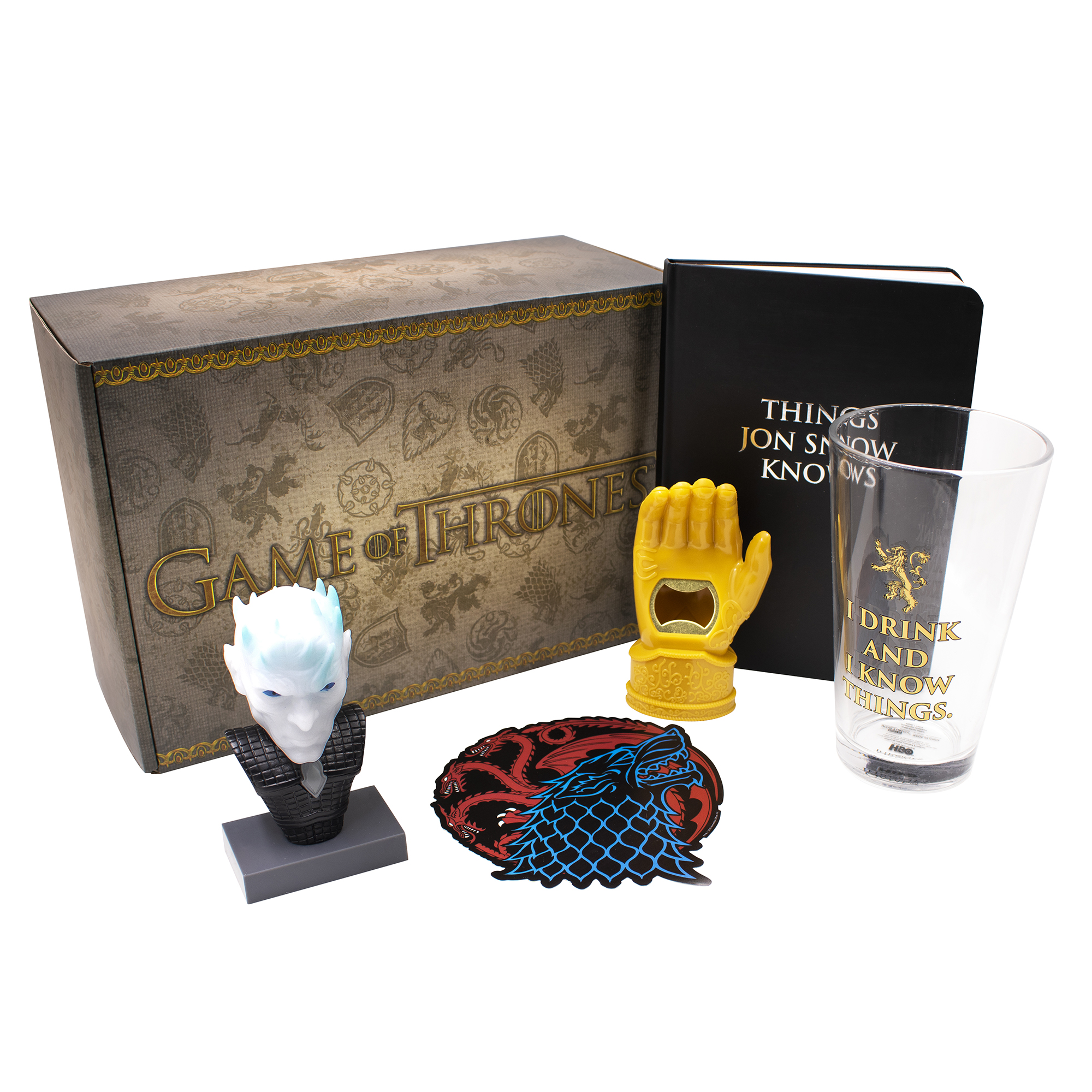 CultureFly, Officially Licensed Game of Thrones Collector Box, GOTBOXQ119