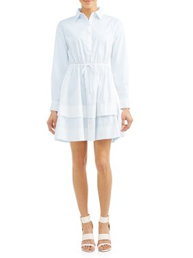 907c723334f4 Product Image Gemma Belted Shirt Dress Women'sGemma Belted Shirt Dress  Women's (Pale ...