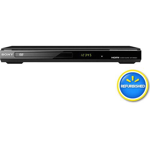 Sony DVP-SR500H 1080p Upscaling DVD Player, DVP-SR500H, Refurbished