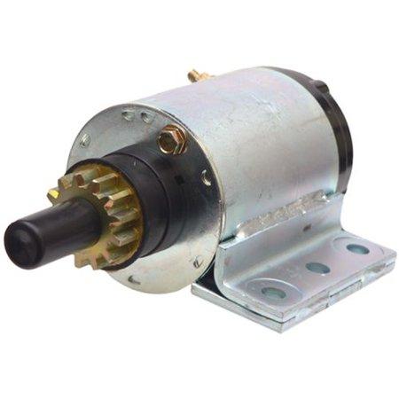 DB Electrical SAB0080 New Starter For Kohler K241 K301 K321 10-16 Hp, Cub Cadet Tractor Lawn Garden, Massey Ferguson, 1450 1650 With Kohler 14 16Hp 1974-1980 1492540-M030SM 5665840