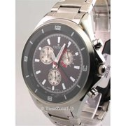 CC311239SSBK Mens Steel Chrono Tachymeter Watch