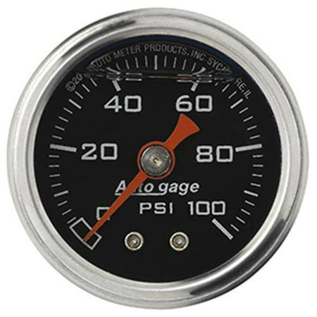 Auto Meter 2174 Autogage Fuel Pressure Gauge
