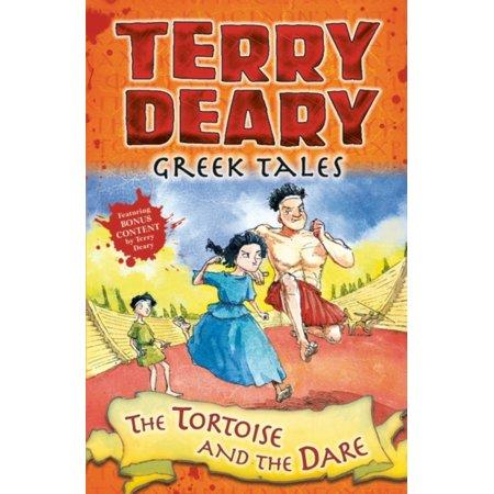 Greek Tortoise Food (Greek Tales: the Tortoise and the Dare )