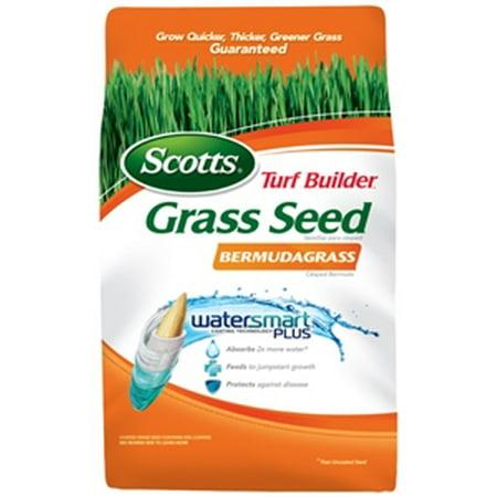 Scotts Turf Builder Bermuda Grass Seed - 50 Lbs.