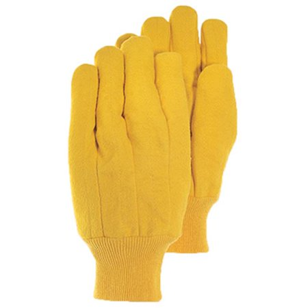 565KWT Mens Heavy Napped Gold Fleece Chore Glove, Large