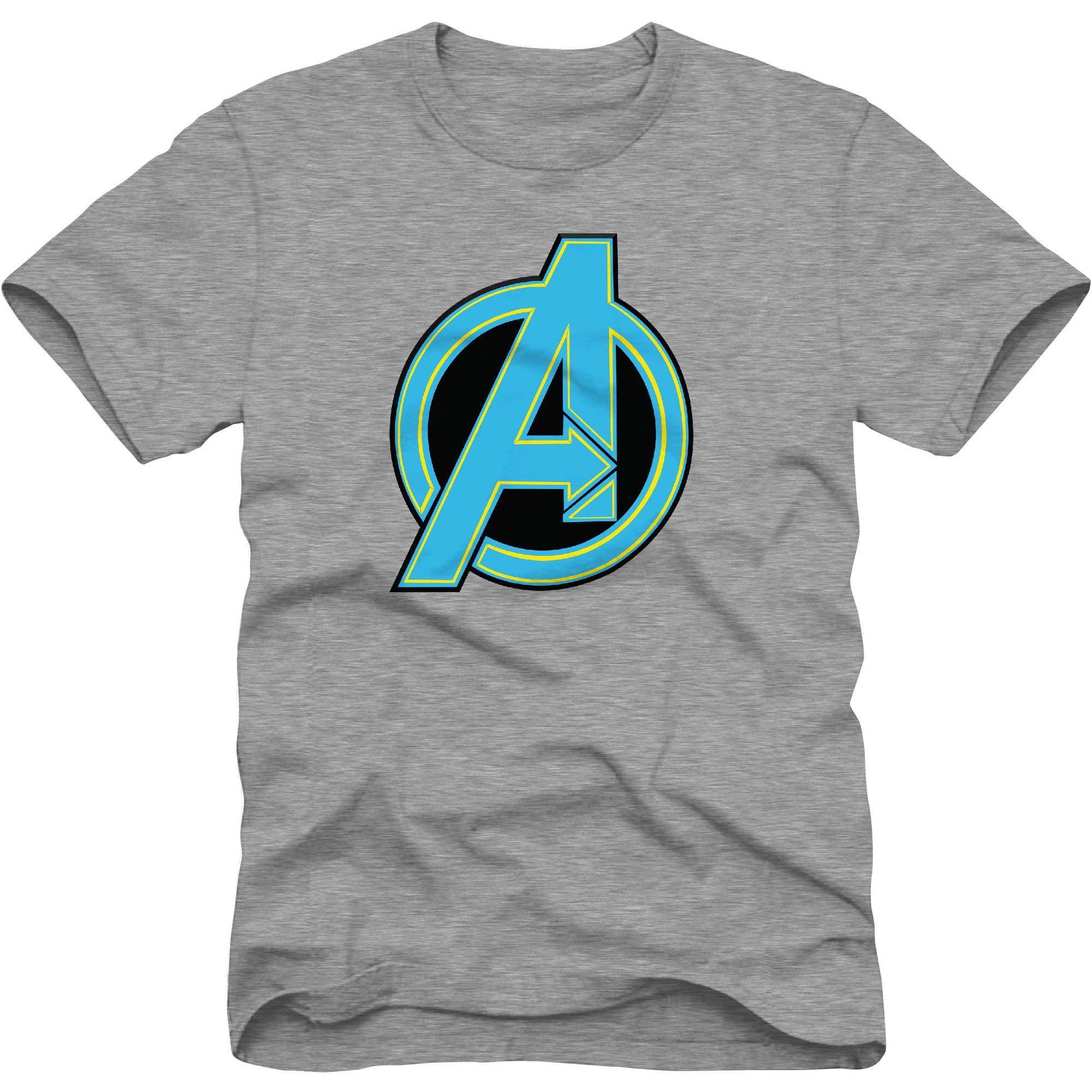 Marvel Avengers Logo Boys Graphic Tee