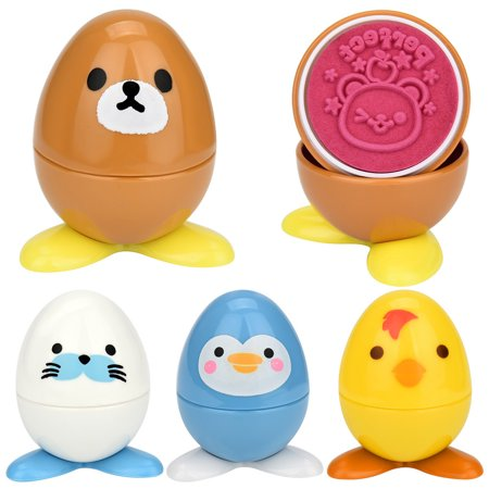 Cute Cartoon Assorted Stampers School Prizes Party Favor Gift Toys Decor For Kid