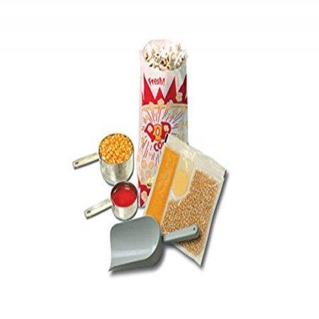 Popcorn Starter Kit for 6 oz. pop corn popper machines