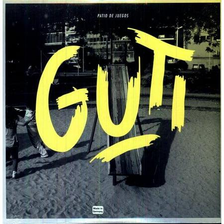 Patio De Juegos  Vinyl