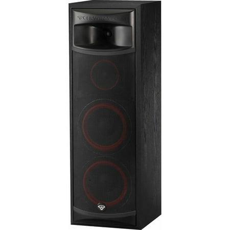 Cerwin-Vega XLS-28 Dual 3-Way Home Audio Floor Tower Speaker (Tower Floor Speakers)