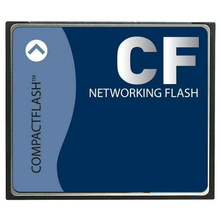 128MB COMPACT FLASH CARD FOR CISCO 7400 SERIES ROUTER