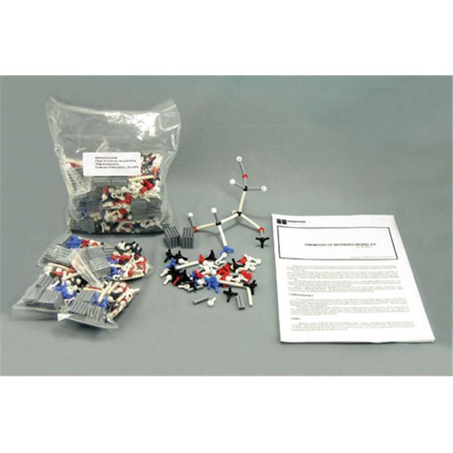 Hubbard Scientific R-MOD5 Chemistry of Nutrients Model Kit