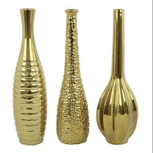 Aspire Home Accents Tianna Vases - Set of 3