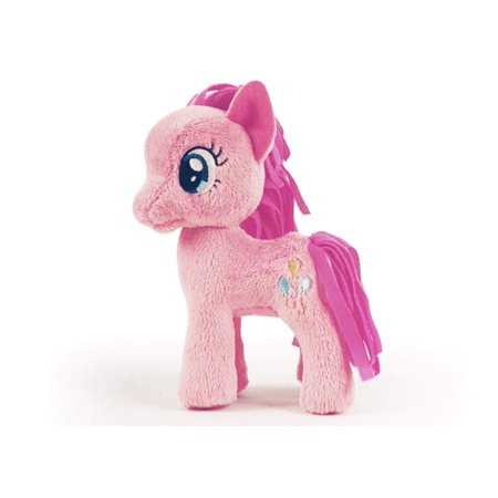 Pinkie Pie Plush (5 Inches Plush Pinkie Pie (Pink) By My Little Pony,Pack of)