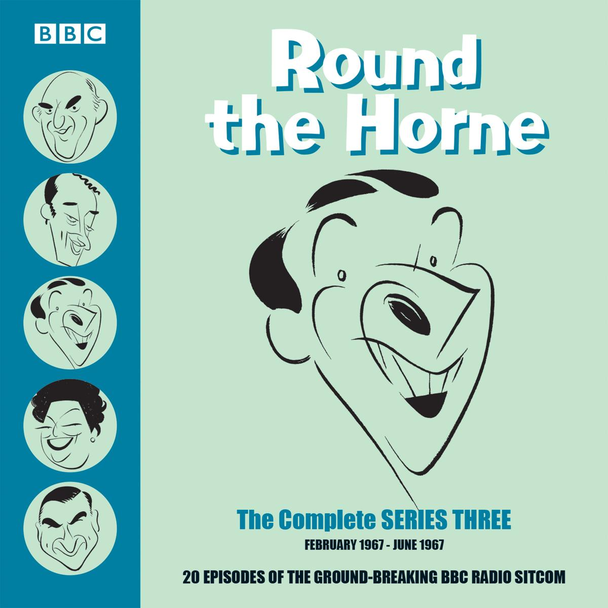 Round the Horne: Complete Series 3 - Audiobook