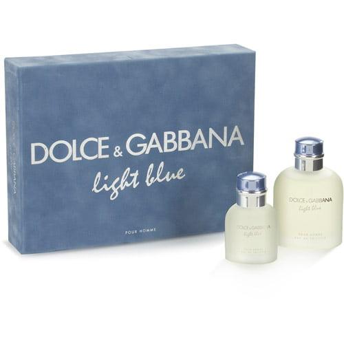 Dolce & Gabbana M-GS-2356 Light Blue - 2 pc - Gift Set - Walmart.com