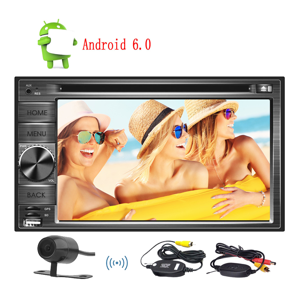 Eincar Android Quad-core Car DVD Player Android 6.0 Marsh...