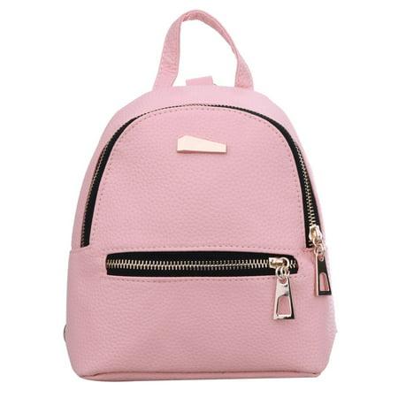 a2e200c81bf Dosmart - Women Shoulder Rucksack Girl Travel Backpack Satchel ...