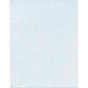 TOPS, TOP33051, 5 Square/Inch Quadrille Pads - Letter