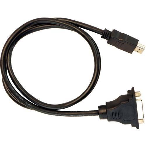 Visiontek 3ft HDMI to DVI-D Adapter (M/F) (900742)