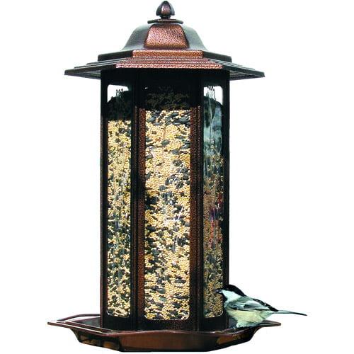 Birdscapes Tall Tulip Garden Lantern Birdfeeder by Perky-Pet