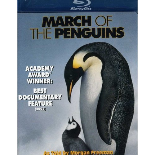 March Of The Penguins (Blu-ray) (Widescreen)