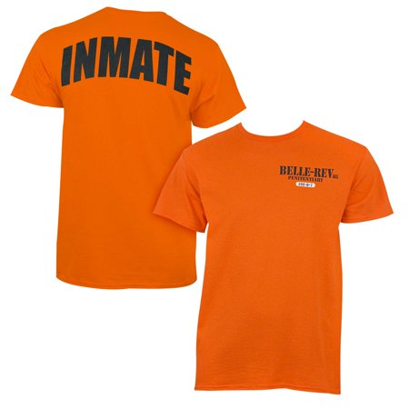Suicide Squad Orange Inmate Tee Shirt (Suicide Silence T Shirt Pull The Trigger)