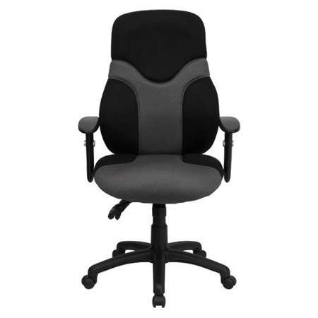 Flash Furniture Ergonomic High-Back Mesh Task Chair with Adj