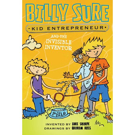 Billy Sure Kid Entrepreneur and the Invisible