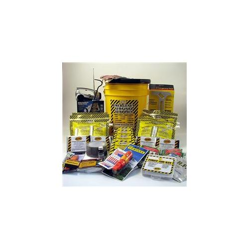 MayDay KEX3P Deluxe - 3 Person - Honey Bucket Kit