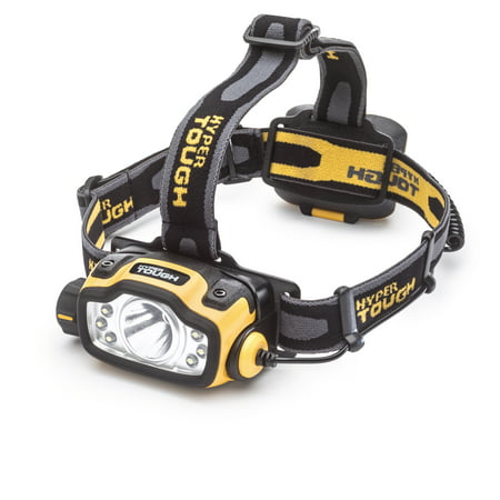 Hyper Tough 3 AA 200 Lumen Headlamp
