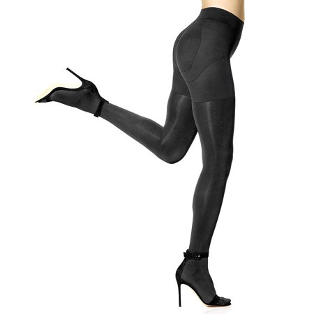 HUE Womens Matte Opaque Shaping Tights Style-16275 Jonathan Aston Opaque Tights