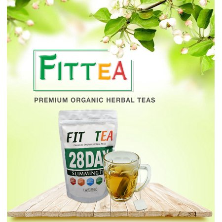 Premium Slimming Organic Herbal Tea 28 Days Supply Weight Loss,Support Metabolism,Boost Energy,Reduce Bloating,Burn