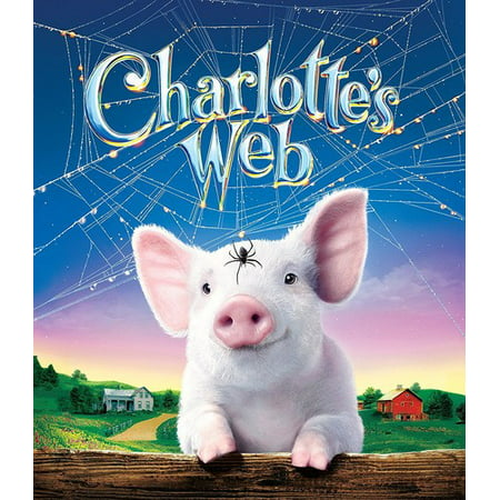 Charlotte's Web (Blu-ray) (4 Channel Web)