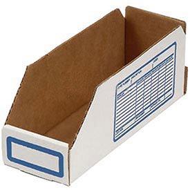 Foldable Corrugated Shelf Bin 10