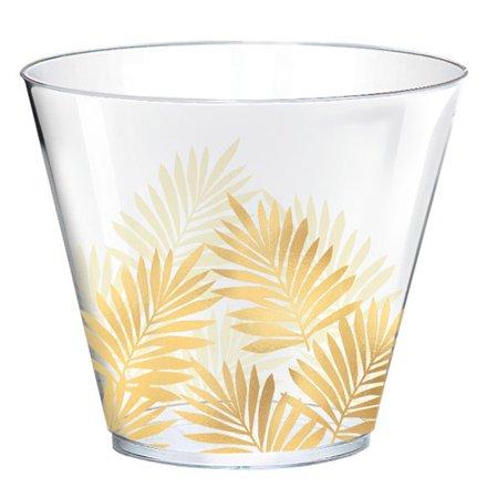 - Summer 'Key West' 9oz Plastic Tumblers (30ct)