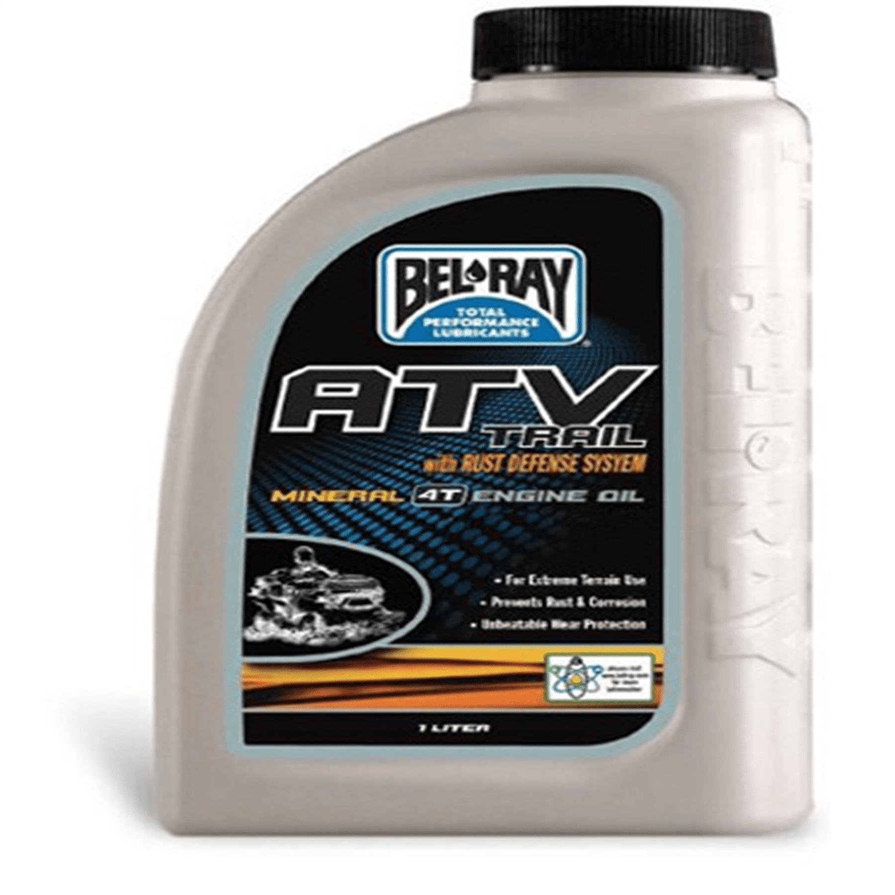 BEL-RAY ATV TRAIL MINERAL 4T ENGINE OIL 10W-40 (1L)