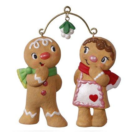 Hallmark Keepsake 2017 Cute Cookie Couple Christmas - Cute Coiples