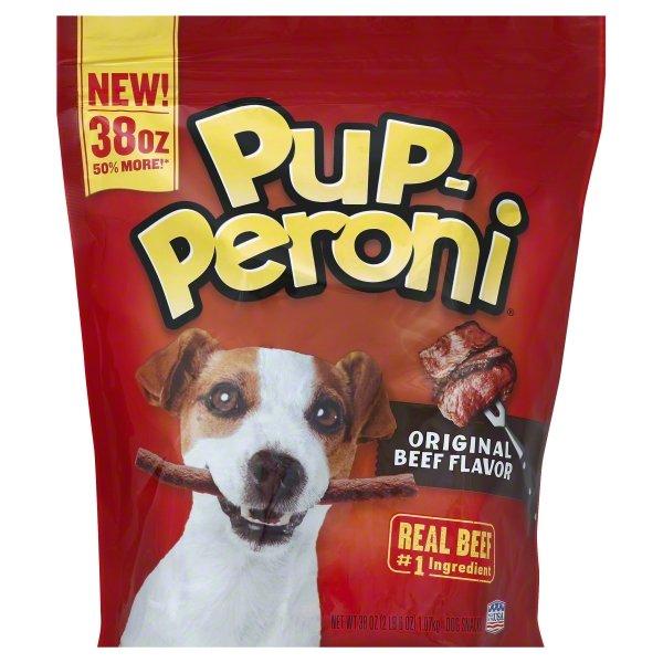 Pup-Peroni Original Beef Flavor Dog Snacks