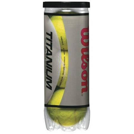 Wilson Titanium 3 Tennis Balls