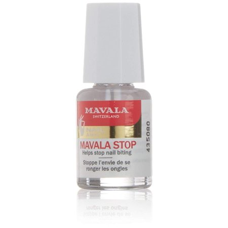 Mavala Stop Helps Cure Nail Biting and Thumb Sucking, 0.17